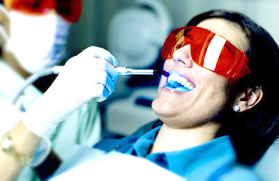 We are the best in teeth whitening here in Canberra.