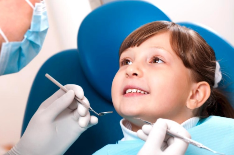 Paediatric dentist in Canberra