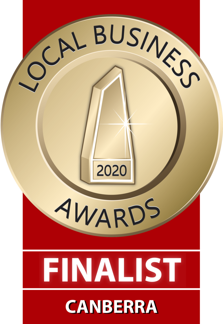 Civic Gentle Dental Care is a finalist in Canberra Local Business Awards