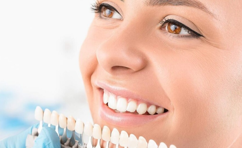 Smile Makeover Cosmetic Dentistry